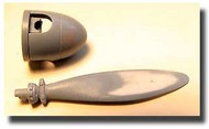 EagleParts  1/32 Fw.190A-8 Spinner and Prop Blades with External Weights EE3246
