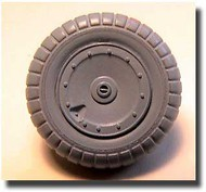 EagleParts  1/32 Fw.190A Main tire and wheel set EE3248