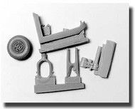 EagleParts  1/32 Fw.190A Tail Wheel EE3252