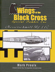 Wings of the Black Cross Special No.1 - Bf.110 #EELWBCSP01
