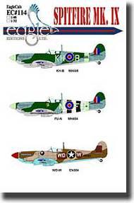 Spitfire Mk.IX #EL72114