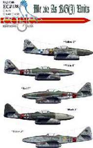 Me.262As of KG(J) Units #EL72138
