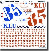 Eagle Strike Decals  1/48 F-16 85th Anniversary of the Klu at Leeuwarden AB EAG48262