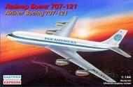 Eastern Express  1/144 Boeing 707-121 Pan Am (ex-Frog) EEX144001