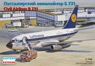Eastern Express  1/144 Boeing 737-100 EEX144015