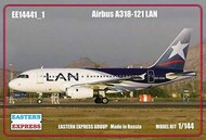 Eastern Express  1/144 Airbus A318-121 LAN (Limited Edition) EEX144041_1