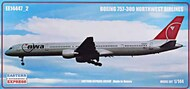 Eastern Express  1/144 Boeing 757-300 Northwest airlines EEX144047-2
