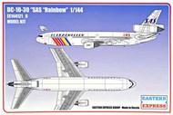 McDonnell-Douglas DC-10-30 'SAS' Rainbow' #EEX1441216