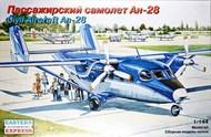 Eastern Express  1/144 Antonov An-28 RegionAvia passenger aircraft - Pre-Order Item EEX14436