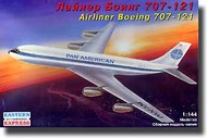 Eastern Express  1/144 Boeing 707-121 Pan Am EEX14401