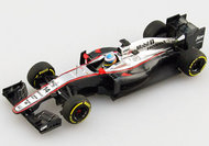 Ebbro Plastic Model Kits  1/20 MCLAREN HONDA MP-4 2015 EBB14
