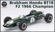 Ebbro Plastic Model Kits  1/20 1966 Brabham Honda BT18 F2 Champion Race Car (New Tool) EBB22