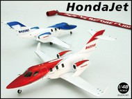 Ebbro Plastic Model Kits  1/48 HondaJet Business Jet EBB48001