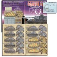 Echelon Fine Details  1/72 LAH Panzer IV (Ausf F1 & F2s) & HG Panzer IV Ausf Gs AXT721007