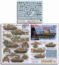 Panther PzKpfw V Ausf G 1st SSPzRgt LSSAh Ardennes 1944-45 Kampfgruppe Peiper #ECH351034