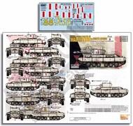 Echelon Fine Details  1/35 Valentine Mk.III in North Africa Part 3 ECH352024