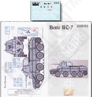 Echelon Fine Details  1/35 Beute BT7 (D)<!-- _Disc_ --> ECH356163
