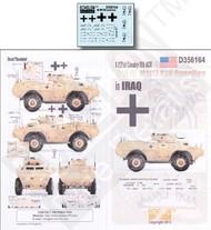 Echelon Fine Details  1/35 1-221st Cavalry 11th ACR DAK M1117 ASV Guardian Iraq (D)<!-- _Disc_ --> ECH356164