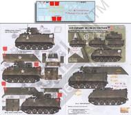 Echelon Fine Details  1/35 1st Cavalry M113S in Vietnam ECH356255