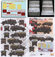 Echelon Fine Details  1/35 Gun Trucks in Vietnam Part 1 ECH356256