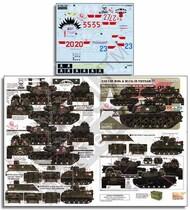 Echelon Fine Details  1/35 1/10 CAV M48s & M113s in Vietnam ECH356291