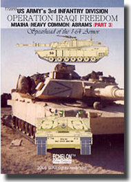 Echelon Fine Details  1/72 1A1HA Abrams- US Army OIF Part 3 ECH72015