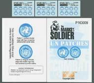 Echelon Fine Details  1/16 UN Patches (1/16) P163009