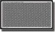 Eduard Models  1/144 Mesh Gauze/Rhomb Type 1 6X6 EDU00104