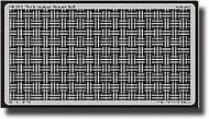 Eduard Models  1/144 Mesh Gauze/Square 8X8 EDU00105