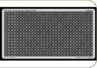 Eduard Accessories  1/144 Mesh - gauze/ Square 6x6 EDU00106
