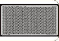Eduard Accessories  1/144 Mesh - gauze/ Rhomb type 1 8x6 EDU00111