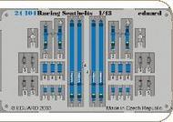 Eduard Models  1/43 Sparco 4 points Blue EDU24104
