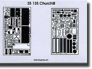 Churchill Mk.IV Tank Detail #EDU35135