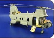 Eduard Models  1/48 CH-46E Sea Knight Exterior EDU48488