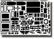 Eduard Accessories  1/72 UH-1B Detail EDU72195