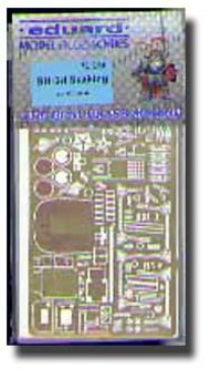 Eduard Models  1/72 SH-3H Sea King Detail EDU72256