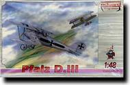 Eduard Models  1/48 Collection - Pfalz D.III EDU8005