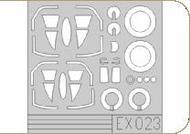 A-4E/F Skyhawk Mask #EDUEX023