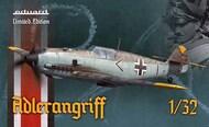 Bf.109E Adlerangriff German Fighter (Ltd Edition Plastic Kit) #EDU11107