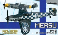 Eduard Models  1/48 Mersu/Bf.109 in Finland Fighter Dual Combo (Ltd Edition Plastic Kit) EDU11114