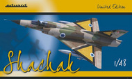 Eduard Models  1/48 Mirage IIIC Shachak IAF Aircraft (Ltd Edition Plastic Kit) EDU11128