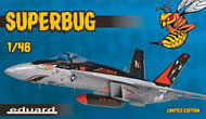 Superbug Aircraft (Ltd Edition Plastic Kit) #EDU11129