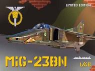 Eduard Models  1/48 MiG-23BN EDU11132