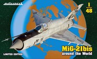 Eduard Models  1/48 MiG-21bis Fighter (Ltd Edition Plastic Kit) EDU11135
