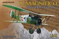 MAGNIFICO Hanriot HD.I in Italian service #EDU11139