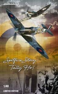 Eduard Models  1/48 WWII Spitfire Mk Iia/b British Fighter (Ltd Edition Plastic Kit) EDU11146