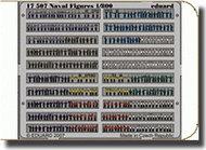 Eduard Accessories  1/800 Naval Figures EDU17507