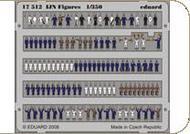 Eduard Models  1/350 IJN Figures EDU17512