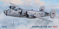 WWII Liberator GR Mk Mk V/VI Riders in the Sky 1944 (Ltd Edition Plastic Kit) #EDU2123