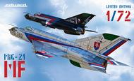 MiG MF Aircraft (Ltd Edition Plastic Kit) #EDU2127
